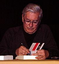 Mario Vargas Llosa es galardonado con el Premio Nobel de Literatura 2010