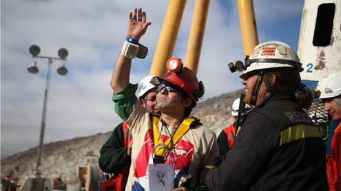 Finalizó el rescate de los 33 mineros en Copiapó, Chile