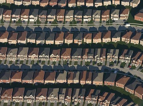 Reducción del pronóstico anual de venta de casas usadas de CREA