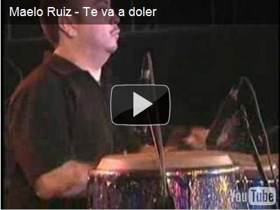 Maelo Ruiz – Te va a doler