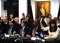 OEA contra la trata de personas