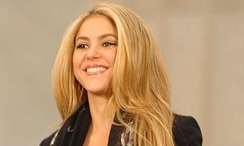 Shakira apoya a los damnificados