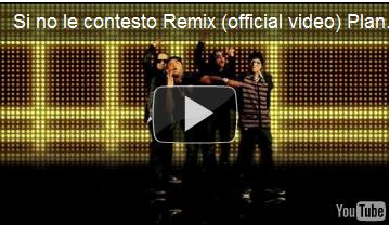 Si no le contesto Remix Plan B tony Dize Zion & lennox