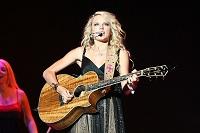 Taylor Swift: artista del año