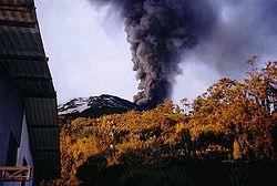 Ecuador: alerta volcán Tungurahua