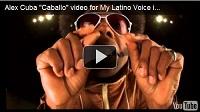 """Alex Cuba –  """"Mejor Artista Nuevo"""" de 2011 en los Grammy Latinos"""