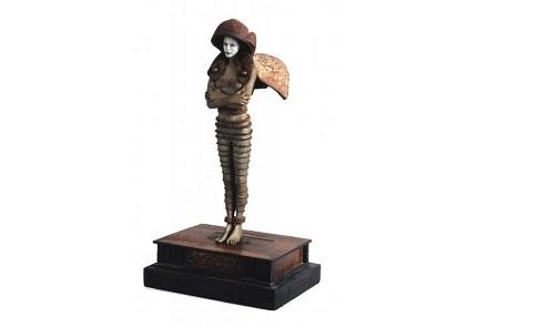 Escultura: Cecilia Miguez