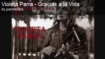"Violeta Parra ""Una artista irremplazable"""