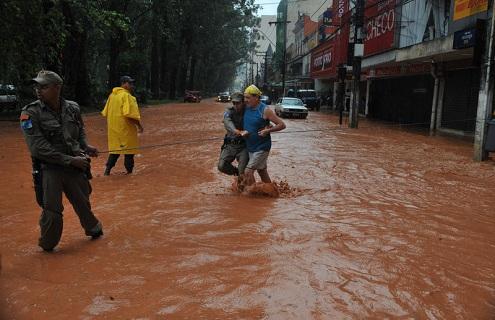 Clima no da tregua en Brasil