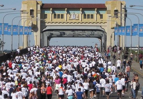 Año nuevo, ideas nuevas: Participa en el Vancouver Sun Run 2011