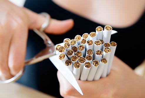 Día Mundial sin Tabaco