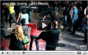 Juan Luis Guerra – Lola's Mambo