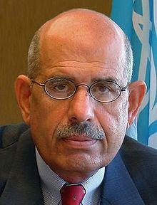 El Baradei se abstiene de luchar por la presidencia de Egipto