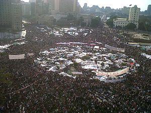 Ejército respalda a Mubarak