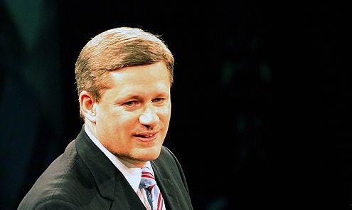 El gobierno de Harper se cae