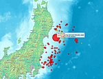 Fuerte sismo de 8.9 grados estremece a Japón, alerta de tsunami