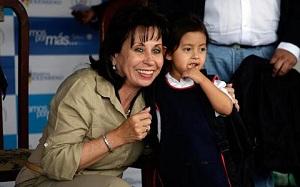 Guatemala: Sandra Torres quiere ser presidenta