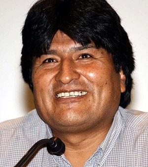 Morales pierde popularidad