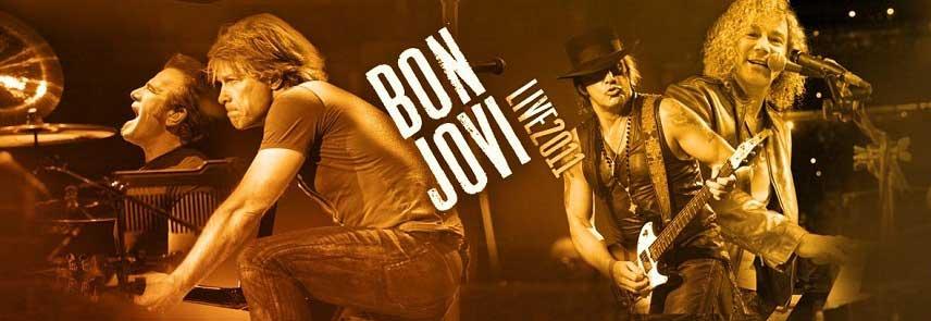 Tour 2011: Bon Jovi y el Mundo