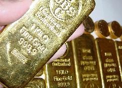 Aumenta demanda por el oro