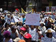 México dice basta ya
