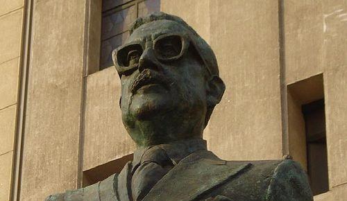 ¿Cómo murió Allende?