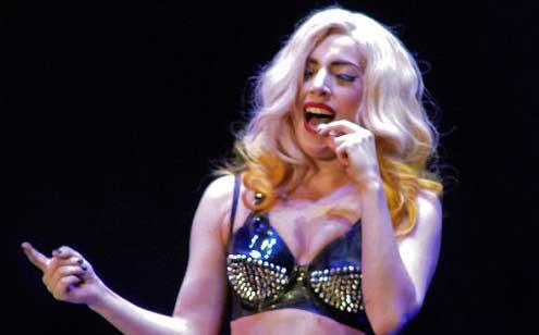 Lady Gaga a la venta digital