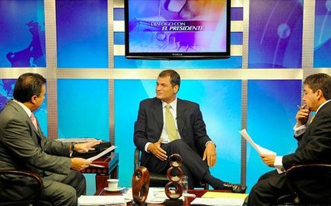 Correa pide beneficios comerciales