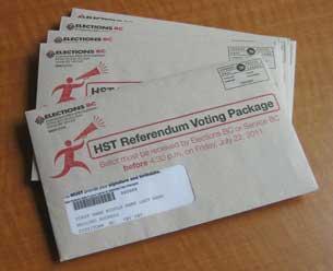 Cambian plazo de Referéndum del HST
