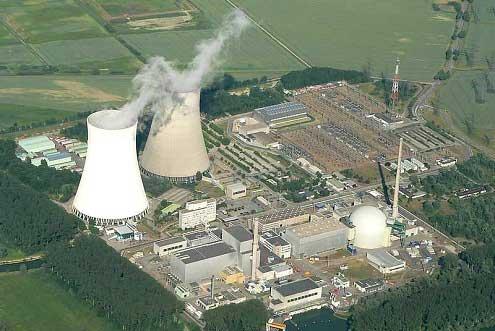 Aprueban cierre nuclear en Alemania