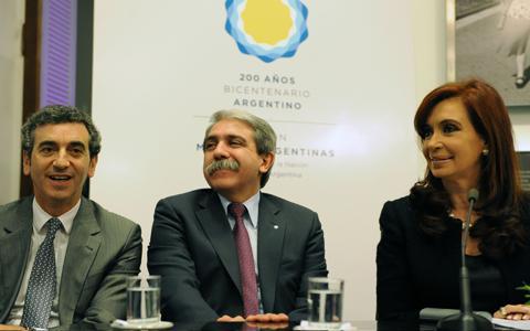 Argentina: movimientos electorales