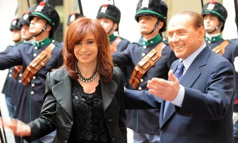 Italia y Argentina relazan alianzas