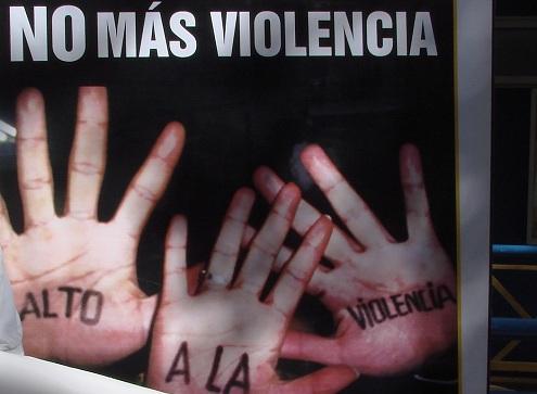 Nueva campaña contra la violencia a la mujer