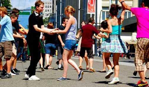 Eventos al aire libre: Viva Vancouver