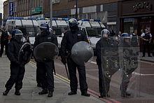 Medidas de emergencia en Londres