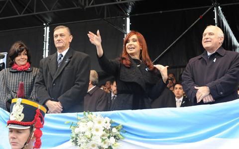 Cristina Fernández gana primarias
