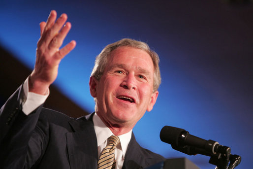 Protestantes solicitaron el arresto de George Bush