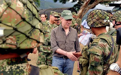 Colombia acusa a las FARC