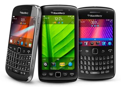 BlackBerry con nuevos problemas