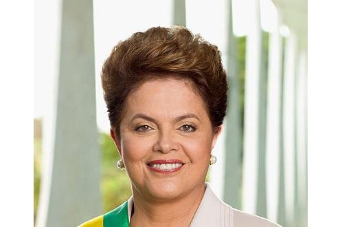 Rousseff en visita oficial a Cuba