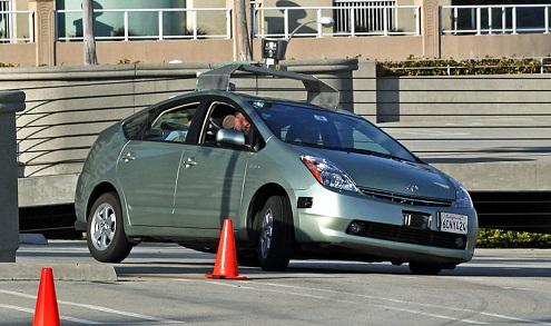 "Aprueban autos ""inteligentes"" en California"