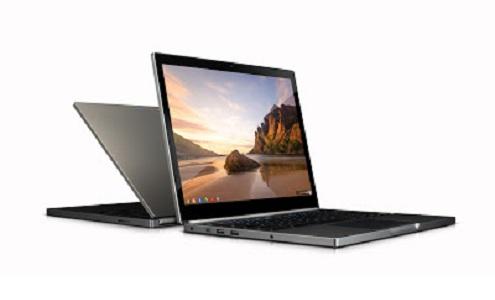 Google y su nuevo ordenador portátil