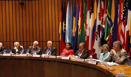 OEA: El Salvador presenta credenciales