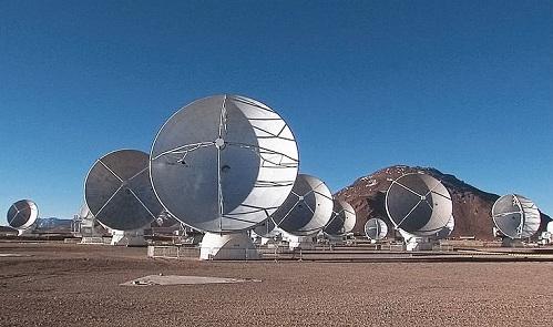 Chile: El telescopio más potente