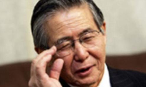 Denuncian a Fujimori por peculado