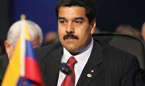 Maduro: Presidente encargado de Venezuela