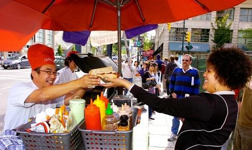 Vancouver expande sus opciones de comida en las calles