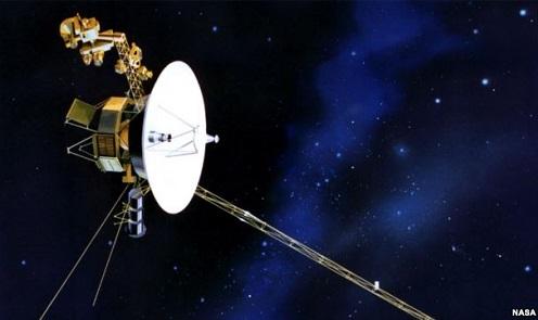 Voyager 1: Al infinito y más allá