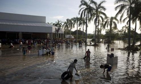 Lluvias en México: 58 desaparecidos en alud