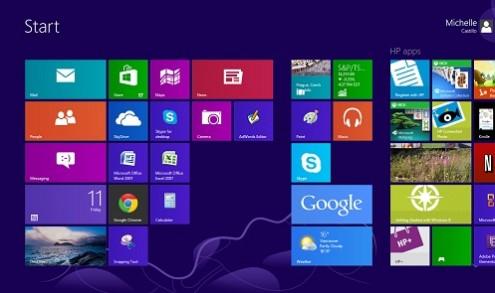 El sistema de Windows XP es ahora remplazado por otros como Vista y Windows 7 y 8.